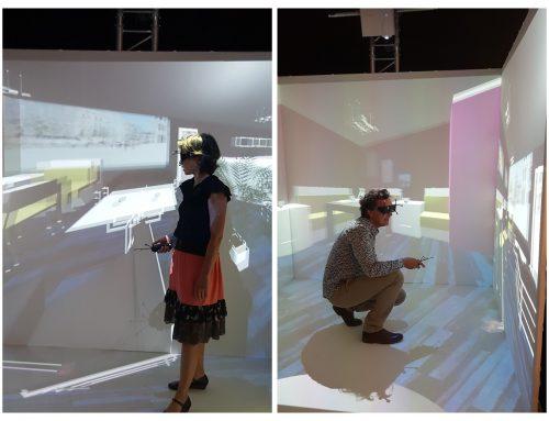 Test de réalité virtuelle dans l'aménagement de l'habitat