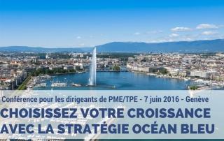 Conférence FER stratégie océan bleu