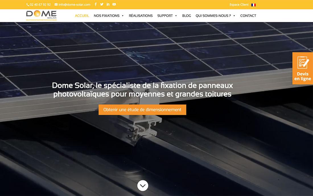 modernisation-site-internet-dome-solar