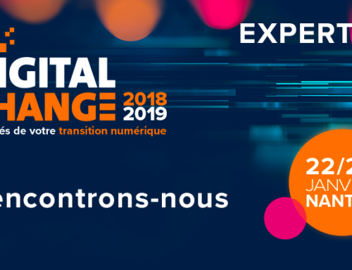 BlueMarketing au Digital Change 2019