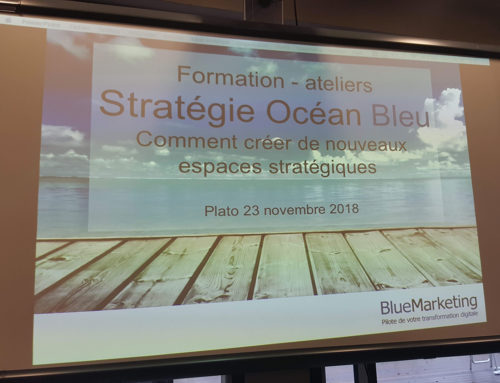 Présentation de la stratégie Océan Bleu à la CCI Porte de Normandie – Evreux