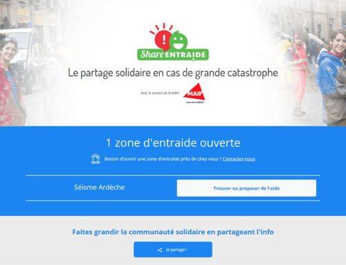 Community management externalisé pour ShareEntraide, service de la MAIF