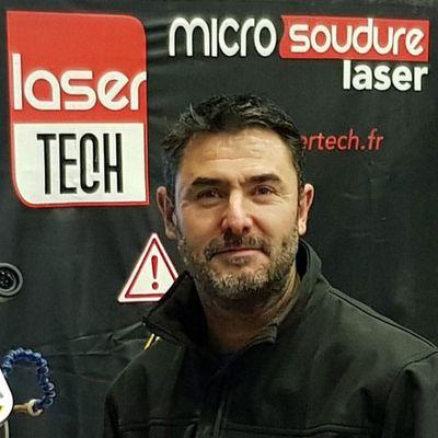 Anthony Jaret - Lasertech
