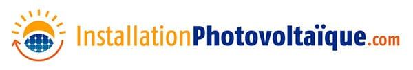 Création logo installationphotovoltaique.com