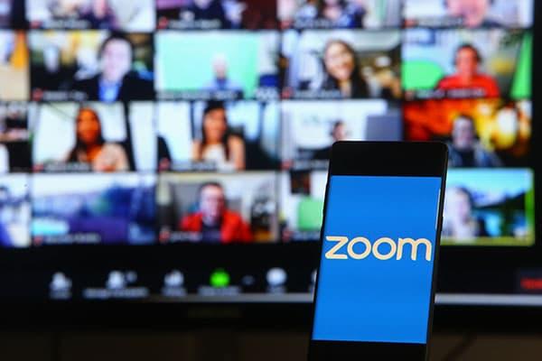 Salon virtuel zoom